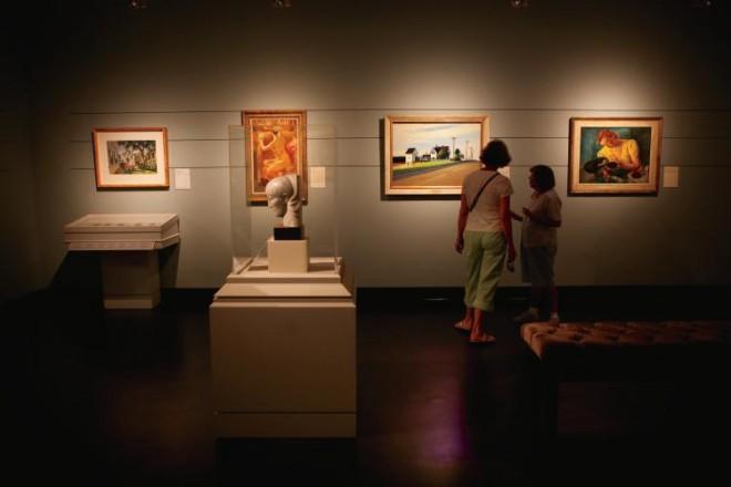 Swope Art Museum in Terre Haute