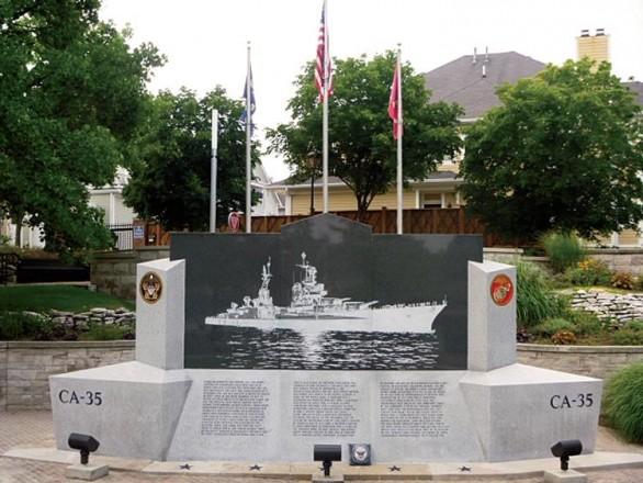 USS Indianapolis National Memorial