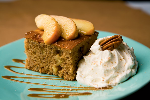 Apple Gingerbread Recipe