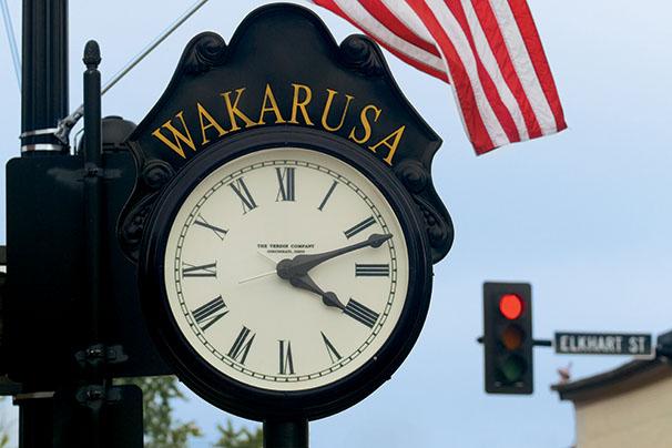 Wakarusa, Indiana