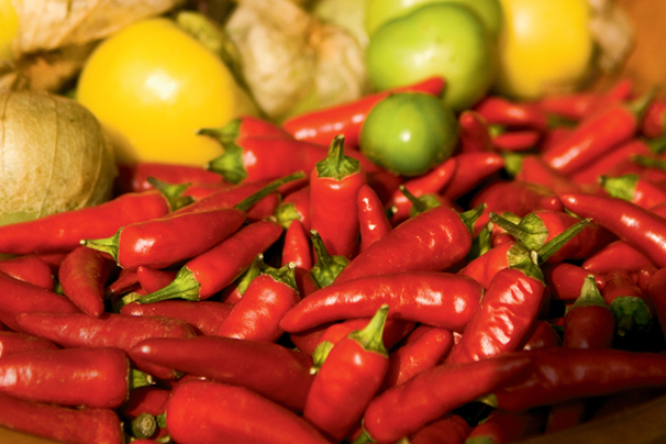 Mild to Wild Pepper Picks