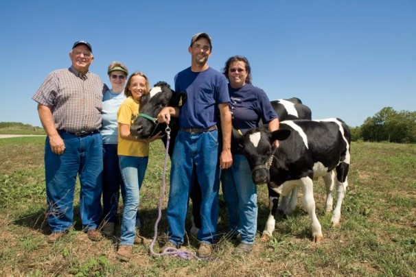 Indiana Dairying