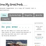 Blog Spotlight: Jent's Front Porch