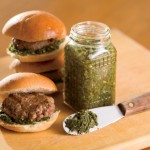 Argentinean Beef Sliders with Chimichurri Sauce