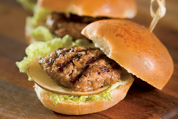 Korean Pork Sliders
