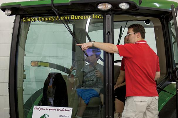 Farm Bureau Car Seat Louisiana