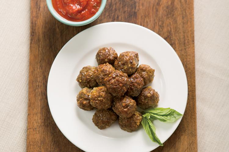 Easy Beef Meatballs