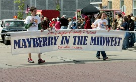 Mayberry in the Midwest festival