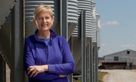 Deb Jordan; Women in Ag
