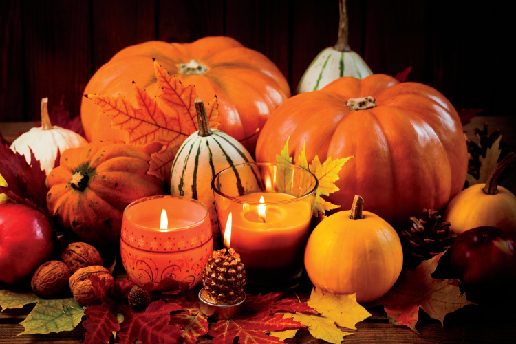 fall decor ideas for a harvest home interior design styles and color schemes for home