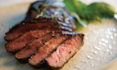 Beef - Grilled Flat-iron Steak