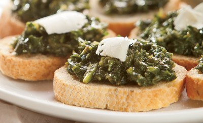 Parsley Mint Pesto