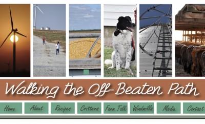Blog spotlight: Walking the Off-Beaten Path