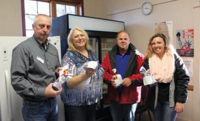 Indiana Farm Bureaus Give Back